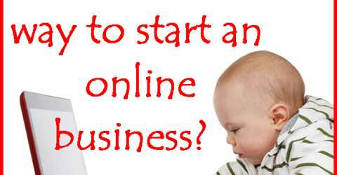 What is the easiet way to start an online business